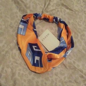 Gucci Wallpaper Headband